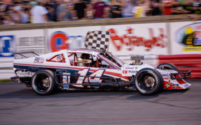 Second Win at Bowman Gray Gets HMS' Season Turned Around