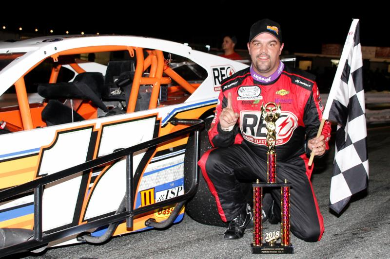 Ace Victory Continues Summer of Success
