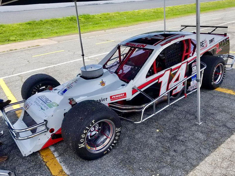 Hughes Motorsports Back on Track Saturday at Caraway