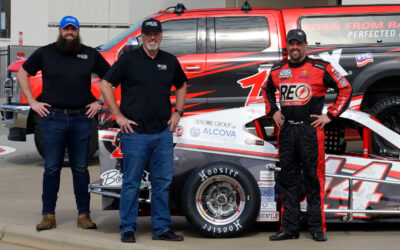 The Knorr Group of ALCOVA Mortgage Partners with Hughes Motorsports for 2021 Modified Season